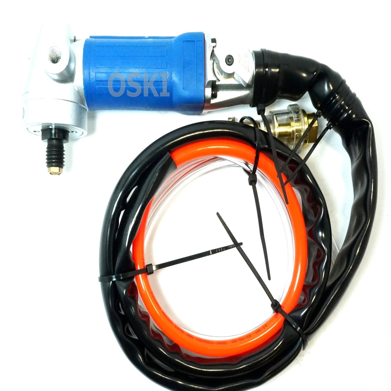 Wet Air Polisher-Rear Exhaust