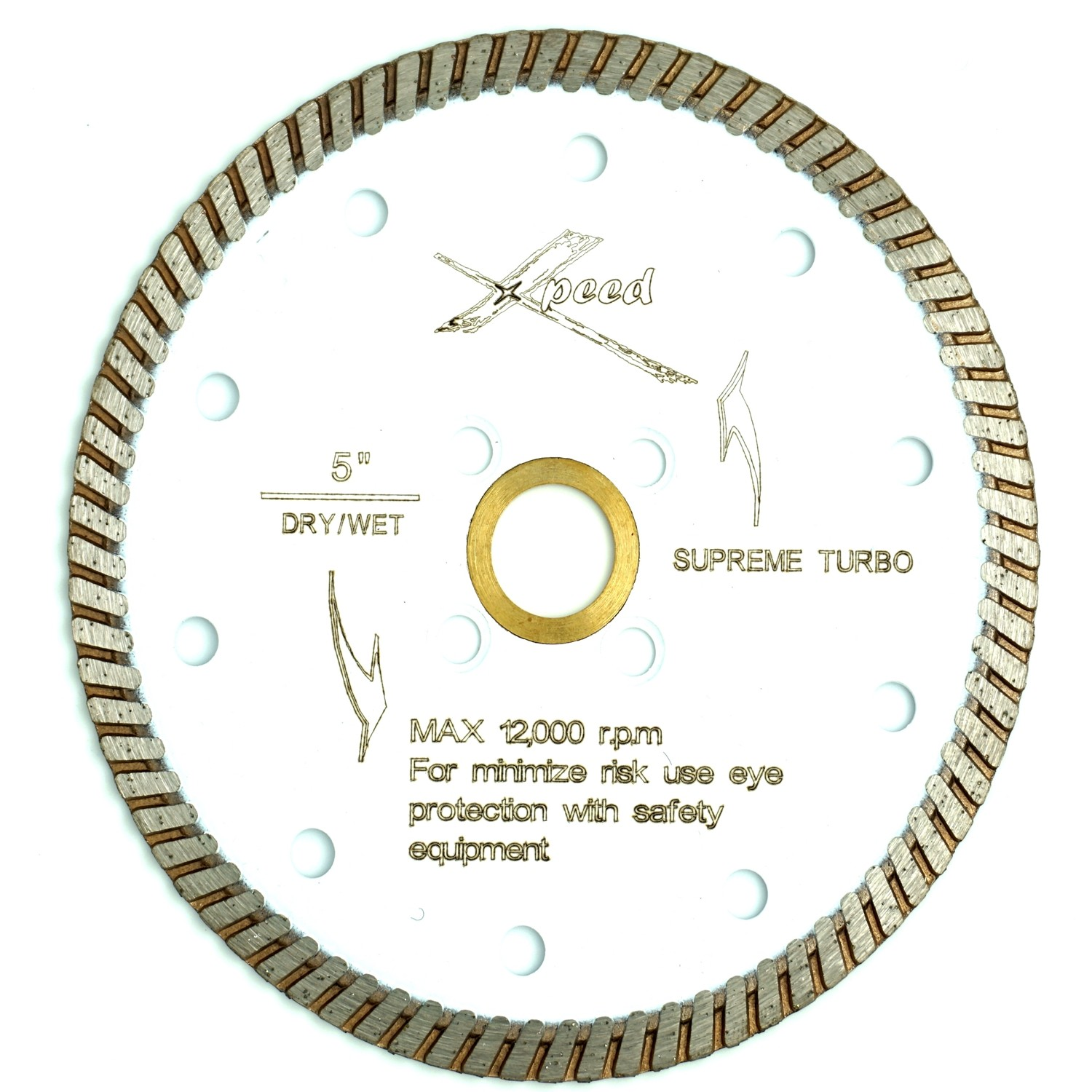 Supreme Turbo Blade