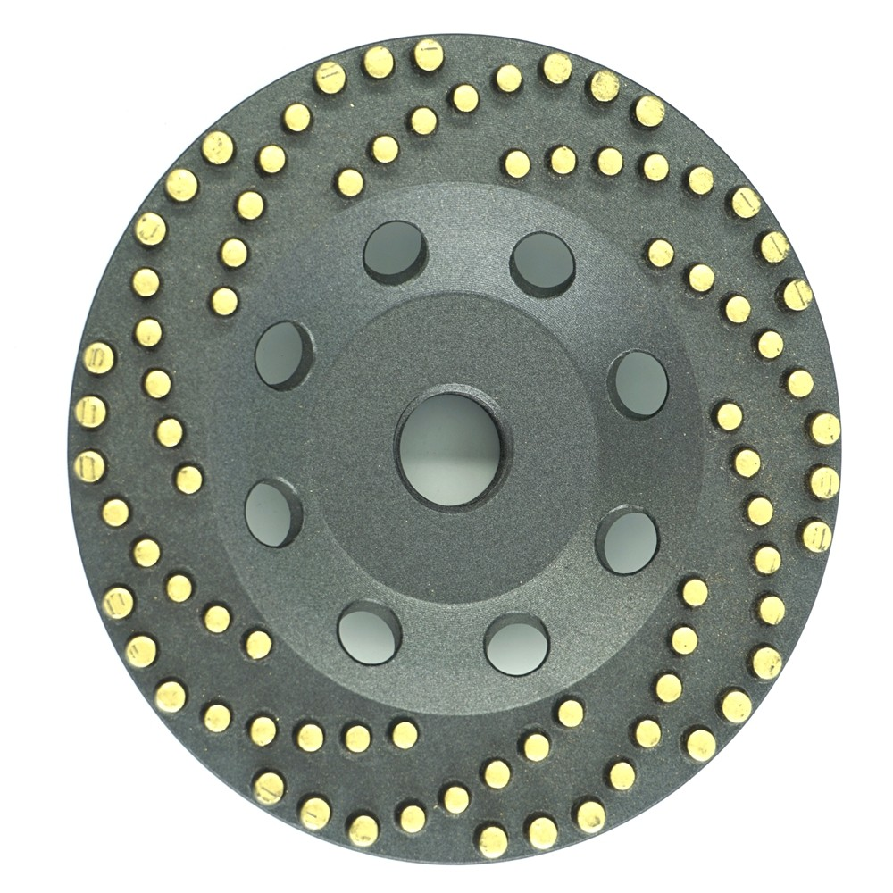 Xpeed Vacuum Brazed Cup Wheel