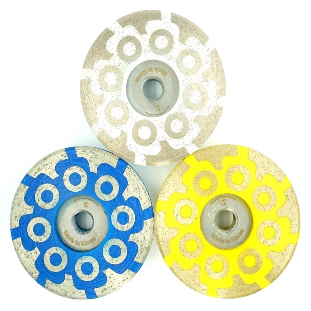 Circle Resin Cup Wheel