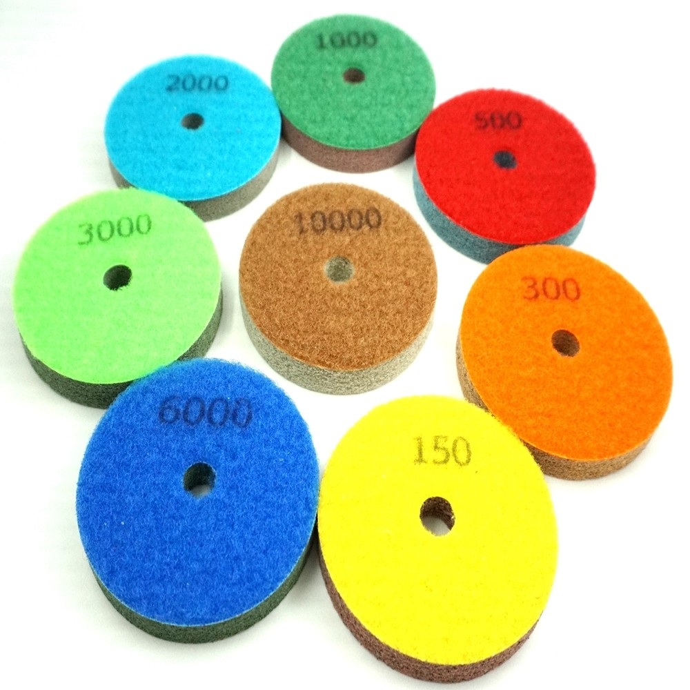Sponge Concrete Polishing Pads