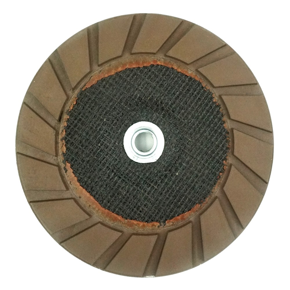 Clean Edge Grinding Wheel
