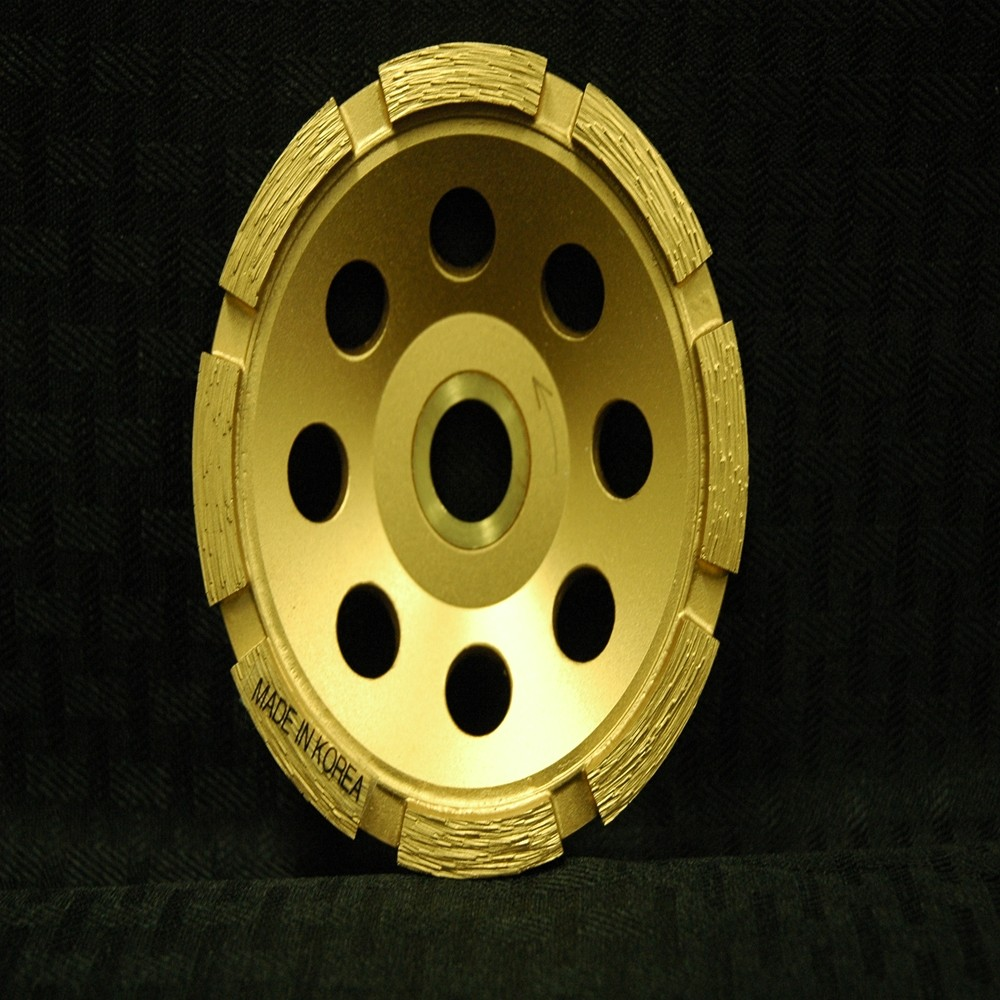 Single Row Cup Wheels